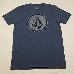 Blue Volcom Stone T-shirt